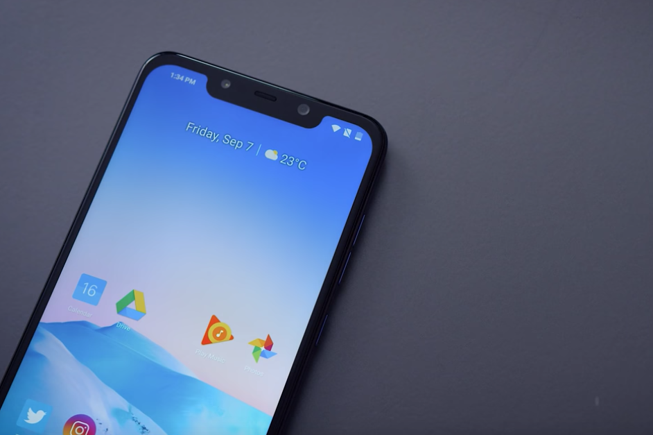 Xiaomi Pocophone F1 Singapore Review and Prices – Singapore