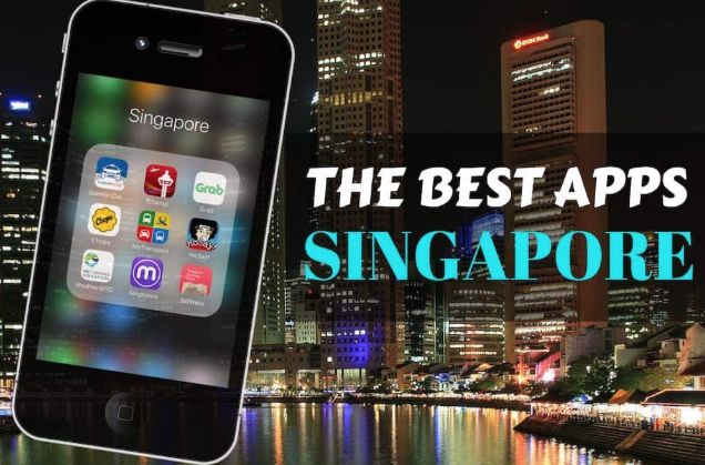 useful apps singapore